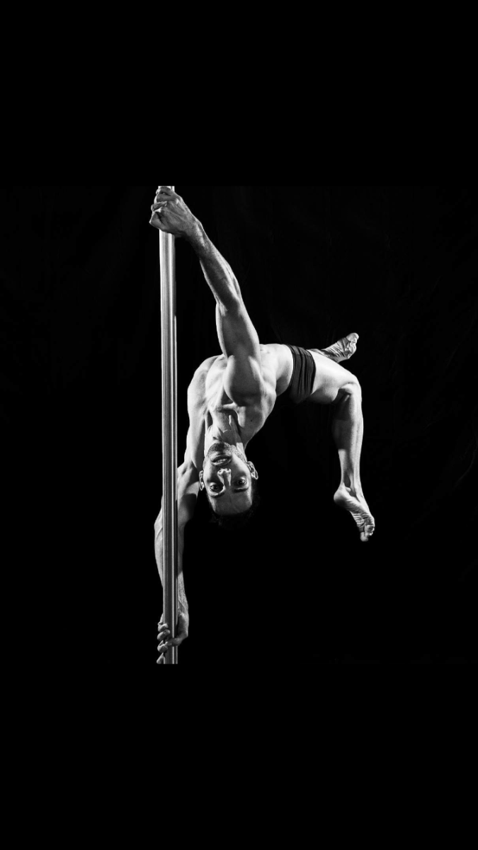 Pole Dance masculino y divino