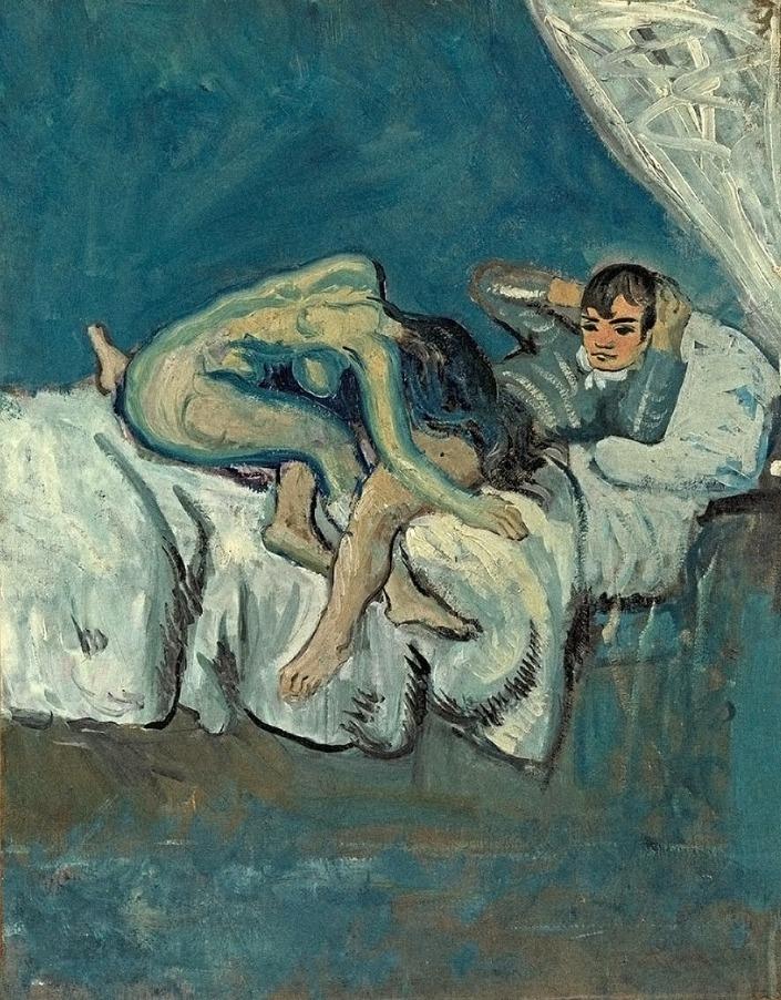 Picasso-la-douleur