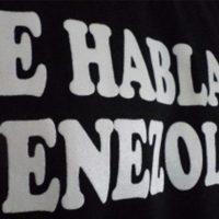 Coño de la ma... una aproximación al habla del Venezolano.